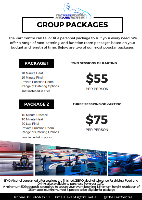 Group Packages